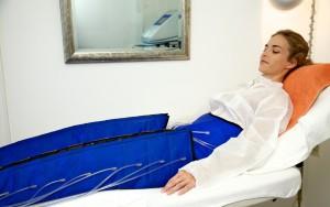 Sanfte Gleitwellenmassage