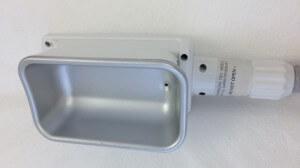 Kryolipolyse Cellulite - Applikator extra flach