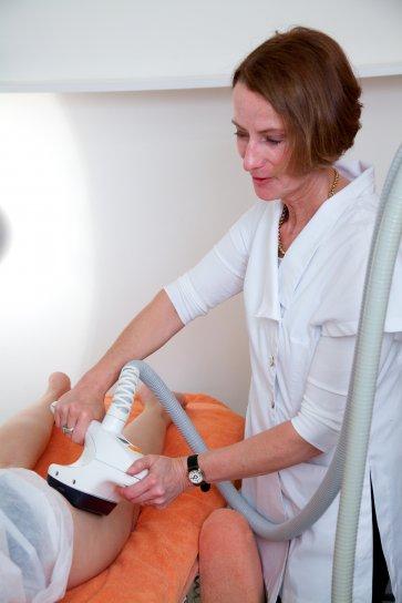 Ganzheitliche Cellulite Behandlung MedForming München